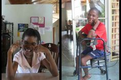 My name is Jézula, I arrived at L'Arche at Carrefour following the earthquake in Haiti in 2010 after being miraculously saved from a fire under an abandoned tent. At the community of L'Arche Carrefour in Haiti, I was finally able to find loving people to take care of me despite my multiple disabi...