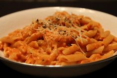 My All Time Fave WW Recipe- Penne Alla-Notka