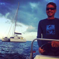Go sailing on your #honeymoon along the Islands of #Tahiti