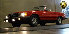 For sale in our Tampa, Florida showroom is a  Convertible 1983 Mercedes-Benz 380 SL 3.8L V8 FI Automatic. Click for more details.