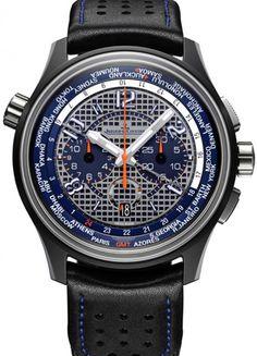 Meet Jaeger-LeCoultre AMVOX 5 World Chronograph LMP1 Watch