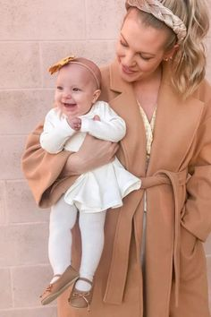 Mommy & Me, Long Coat, Tan Coat, Braid, Headband, Dress, SheIn, Mommy Style, Motherhood, Matching, Outfits, Matching Mommy, Mummy, Looks, Daily, Family Style, Matching Family Outfits, Baby Style, Newborn Style, Toddler Outfits, Girl Outfits, Toddler Girl Outfits, Neutrals, Toddler Style, Hair Bows, Yellow, Fashion, Blogger, Style, Sisters, Coordinated, What to Wear for Family Photos, Pastel, Fall Style, Fall Fashion, Winter Fashion, Winter Style Mommy Style, Baby Style, Toddler Girl Outfits, Toddler Fashion, Braid Headband, Newborn Fashion, Best Winter Coats, Baby Swag, Yellow Fashion