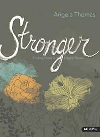 Through biblical teaching and practical daily application, Stronger will help you realize you do not have to live in weakness.God is stronger than every struggle you will ever face. Because of Jesus Christ, your life has been hidden in Him, made alive in Him, filled in Him, brought near to God in Him, and blessed with every spiritual blessing in Him.
