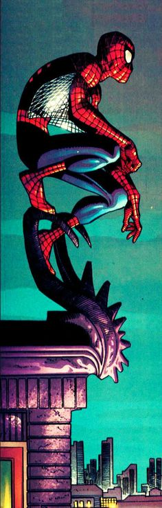 Spider-Man by John Romita Jr
