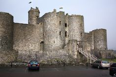 If you ever get to north Wales - part two - btw my favorite Welsh Castle