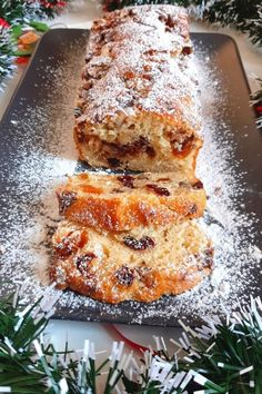 Sweet Cakes, Sweet Bread, Christmas Cookies, Cake Recipes, French Toast, Food And Drink, Sweets, Pound Cake, Baking