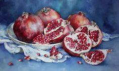 Exquisite Food Illustrations by Olga Moskaleva – Fubiz Media