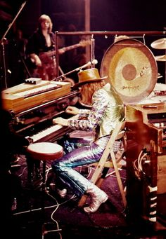 Keith Emerson & Greg Lake - The Isle of Wight Festival 1970 --- ooh what a Lucky Man