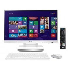 COMPUTADOR ALL IN ONE INTEL  LG  23V545-G.BK31P1 CORE I5-4200M 23 FULL HD 500GB 4GB WIN 8.1
