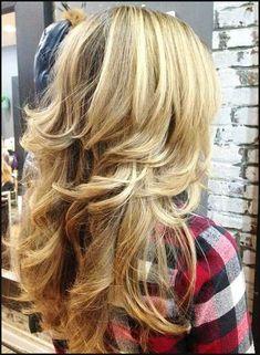 Best 25 Long layered haircuts ideas on Pinterest | Layered hair ... | Einfache Frisuren