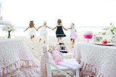 The Party Wagon - Blog - SEASIDE TEAPARTY