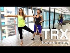 TRX Intermediate Workout: Full Body - YouTube