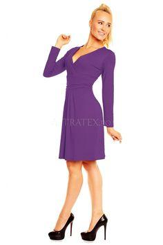 Rochie Nikola - Improspateaza-ti garderoba de toamna. Dresses For Work, Fashion, Moda, Fashion Styles, Fashion Illustrations
