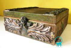 Monkey Decorations, Kylie, Decorative Boxes, Instagram Posts, Decorative Storage Boxes