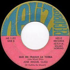 45 RPM Record Label Designs - NoRelevance.com