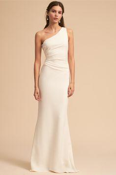 BHLDN's Katie May Gwyneth Dress in Ivory