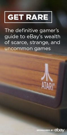 """Are you an aspiring video game collector? You're going to need the iconic Atari 2600 in woodgrain. Make sure it's in mint condition. It's thanks to the Nintendo NES that we have classic games like Zelda and Duck Hunter. Don't forget the controllers! The Fairchild Channel F System II was first released in 1976. Pick one up along with 18 beloved games including """"Space War"""" and """"Drag Strip."""" Keep reading as eBay shares 7 essential classic video game items you need in your collection."""