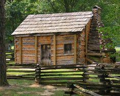 Abraham Lincoln Birthplace National Historic Site - Knob Creek Boyhood ...