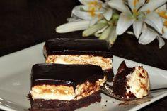 "Reteta Prajitura ""Creme a la Creme"" Hungarian Desserts, Cake Recipes, Dessert Recipes, Eat Dessert First, Food Cakes, Creme, Nutella, Delicious Desserts, Bakery"