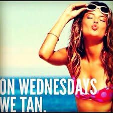 Come get your tan on and keep that Summer glow all year!