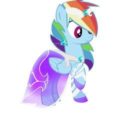 rainbowdash is so pretty!! Even when she's cool!
