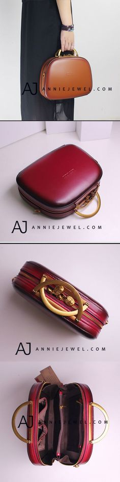 NEW! GENUINE LEATHER #handbag CUBE SHOULDER BAG SATCHEL BAG CROSSBODY BAG CLUTCH PURSE FOR WOMEN