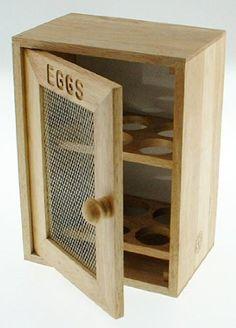 The Emporium Home Support à œufs en bois Design garde-manger: The Emporium Home Support à œufs en bois Design garde-manger Cet article The…