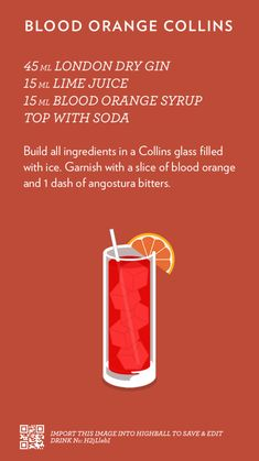 Cocktail Flash Cards – Food is fun Party Drinks, Fun Drinks, Yummy Drinks, Alcoholic Drinks, Beverages, Drink Bar, Cocktail Menu, Cocktail Recipes, Gin