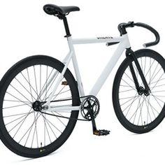 Create-Bike-Fixie-C8-Aero-Fixed-gear-Alloy-Frame-Road-Bike-48cm-in-White-0