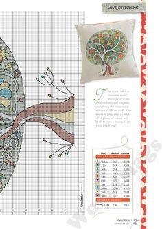 (2) Gallery.ru / Foto # 14 - 261 - miroslava388  Tree of life 3 of 4