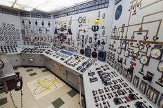 19 Beautiful and Ludicrous Control Panels