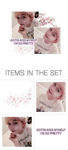 """""""here i am!"""" by xx-prince-gumball-xx ❤ liked on Polyvore featuring art and notoliversykes"""