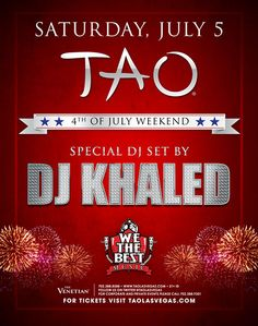 #naludamagazine #fashion #lifestyle #entertainment #usa #naludamagazine.com TAO Las Vegas Reveals Star-Studded Fourth of July Weekend Lineup  #DJ Eric D-Lux #DJ Khaled #Khloe Kardashian #Kirill Was Here #Las Vegas #Snoop Dogg #tao #tao beach #The Snoopadelic Cabaret #vegas