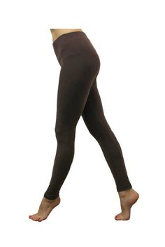 Just One Plus Size French Terry Warm Winter Leggings $18.00