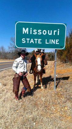 Ride across states