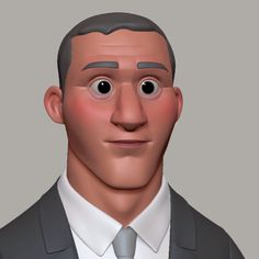 Eric Facial shapes for IGA Character Modeling, Character Creation, 3d Character, 3d Modeling, Learn Animation, 3d Tutorial, Cg Artist, Learn Art, 3d Cartoon