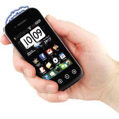 Smart Phone Stun Gun Black