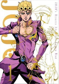 JoJo's Bizarre Adventure: Golden Wind Jojo's Bizarre Adventure, Jojo's Adventure, Jojo Jojo, Manga Boy, Manga Anime, Anime Art, Bizarre Art, Jojo Bizarre, Poses