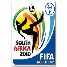 World Cup Soccer 2010 Poster - Flyer Size - FIFA South Africa Soccer. most inspiring time for SA, loved it!!!