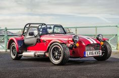 British Built Cars | Caterham Cars - Seven 310