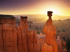 thors_hammer_at_sunrise_bryce_canyon_national_park_utah_us - top 23 must see places in the usa for 2015