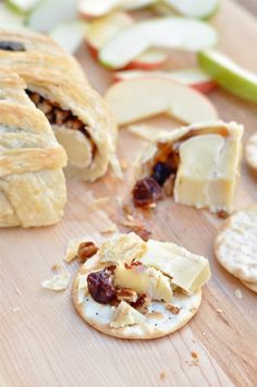 Better Homes and Gardens Delish Dish Blog Pecan & Cherry Topped Brie