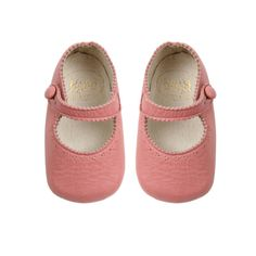 Pepe Heritage Slippers Pale pink on LFG