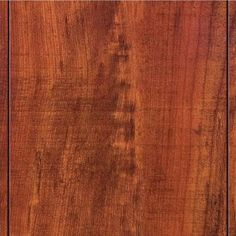 Marcia's Flooring that I LOVE!!!  Hampton Bay High Gloss Perry Hickory 8mm Thick x 5 in. Wide x 47-3/4 in. Length Laminate Flooring (13.26 sq. ft./case)-HL84 - The Home Depot
