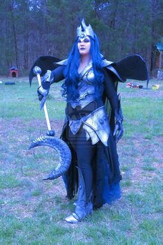 nightmare moon cosplay - Google Search