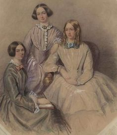 Check us out: www.jetfuelreview.com | The Bronte sisters: Anne, Emily and Charlotte. To have suffered so much and turned it into art instead of bitterness is a true example of courage.