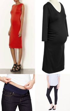 Maternity clothing basics