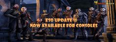 ESO Featruing Shadows of the Hist is now Available for XBOX & PS