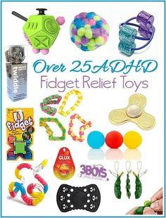 Pin28 Tweet Share1 +1 Share StumbleDo you have a child that is constantly moving? Does your child's teacher send home notes about your son's disruptive behavior? Maybe he yells out answers when it isn't his turn, or dangerously tips back on the back legs of his chair? You aren't alone. These awesome ADHD fidget relief […]
