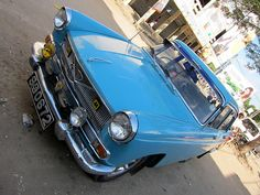 Classic Car In Jaffna, via Flickr.